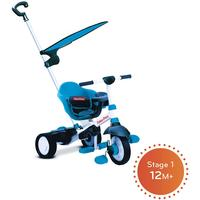 SMARTRIKE Fisher-Price® Trehjuling Charm Plus, blå 3250933