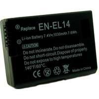 En el14 d3200 nikon Batterier och Laddbart - Jämför priser på ... d7209dc0ac720