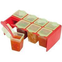 Clevamama Cleva Portions Freezer & Storage Pots