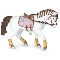 Papo Braided Mane Horse 51525