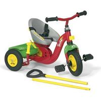 Rolly Toys Tricycle with Pushing Bar Swing Vario