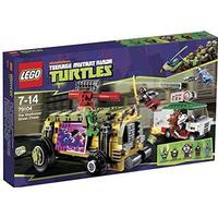 Lego Teenage Mutant Ninja Turtles Shellraiser 79104