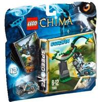 Lego Legends of Chima Whirling Vines 70109