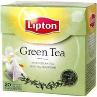Lipton Te Liptons Green         20/fp