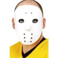 Smiffys Hockey Mask