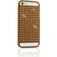 White Diamonds The Rock Case (iPhone 5/5S/SE)
