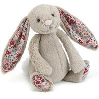 Jellycat Bashful Blossom Beige Bunny 18cm