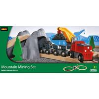Brio Mountain Mining Set 33163