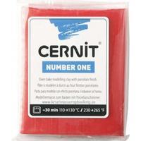 Cernit Premium Polymer Clay Red 56g