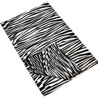 Cindus Silkespapper 50x50 cm - Zebra 4 st