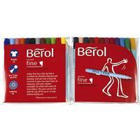 Berol FIne Color Markers 24-pack