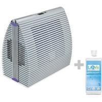 TROTEC Luftfuktare B 300 + LiQVit Hygienmedel 1000 ml