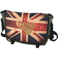 Axelremsväska med Brittisk-flagga, GOLA