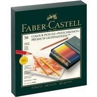 Faber-Castell Polychromos Color Pencils Studio Box of 36