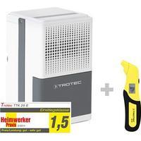 TROTEC Luftavfuktare TTK 25 E + Däcktrycksmätare BY10