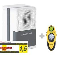 TROTEC Luftavfuktare TTK 25 E + Väggscanner BI15