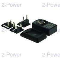 2-Power Universal Digitalkamera Batteriladdare