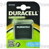 Duracell Videokamera Batteri Panasonic 7.4v 2100mAh (VW-VBG130)