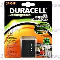 Duracell Digitalkamera Batteri Panasonic 7.4v 1050mAh (DMW-BLB13)