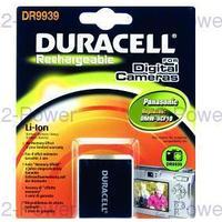 Duracell Digitalkamera Batteri Panasonic 3.7v 700mAh (DMW-BCF10)