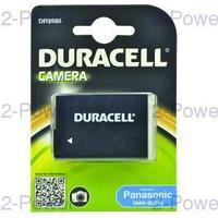Duracell Digitalkamera Batteri Panasonic 7.4v 950mAh (DMW-BLD10E)