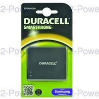 Duracell Smartphone Batteri Samsung 3.7V 2550mAh (B600BC)