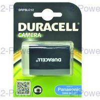Duracell Digitalkamera Batteri Panasonic 7.4V 950mAh (DMW-BLC12)