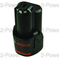 Bosch Original Verktygsbatteri Bosch 10.8V 2000mAh (2607336013)