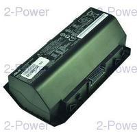Asus Original Laptopbatteri Asus 15V 5900mAh (A42-G750)