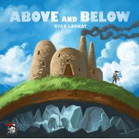 Red Raven Games Above & Below (Eng)