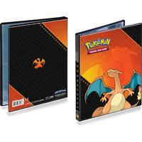 Pokémon Portfolio 4 Pocket Charizard