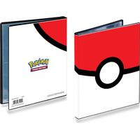 Ultra Pro Pokemon Poke Ball 4 Pocket Portfolio