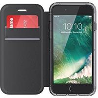 Griffin Survivor Clear Wallet Case (iPhone 7/6/6s)