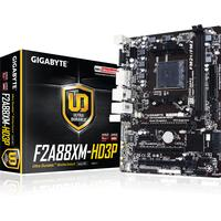 Gigabyte GA-F2A88XM-HD3P (rev. 1.0)