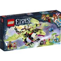 Lego Elves The Goblin King's Evil Dragon 41183