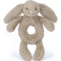 Jellycat Bashful Beige Bunny Grabber 18cm