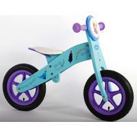 """Volare Disney Frozen Wooden Balance Bike 12"""""""