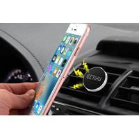 Magnetisk mobilholder til bil - Sølv