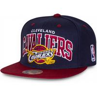 Mitchell & Ness Cleveland Cavaliers Team Arch Snapback