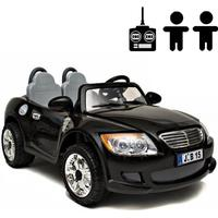 Rull Elbil Roadster 12V - SORT