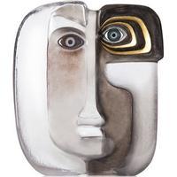 Maleras Masq Idéo Gold Ltd Ed Skulptur