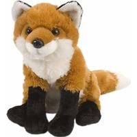 Wild Republic Red Fox Stuffed Animal 12""
