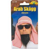Goatee Arabskägg