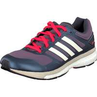 size 40 47625 3ee79 adidas Sport Performance Supernova Glide Boost Climahea Ash Purple Chalk  White Grey, Skor