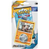 Pokémon, Sun & Moon, 1 Checklane Blister Pack: Rockruff