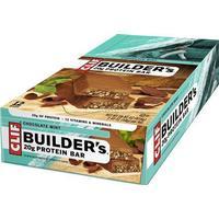 Clif Bar Builder's Bar Chocolate Mint 68g 12pcs 12 st
