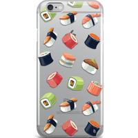 Bjornberry Clear TPU Case - Sushi (iPhone 6 Plus/6S Plus)