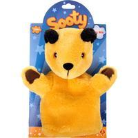 Golden Bear Sooty Hand Puppet
