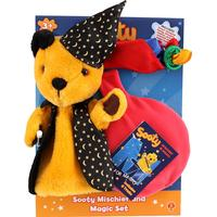 Golden Bear Sooty & Sweep Sooty Mischief & Magic Set