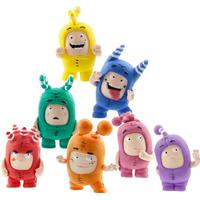 Golden Bear Oddbods 30mm Figurine Set